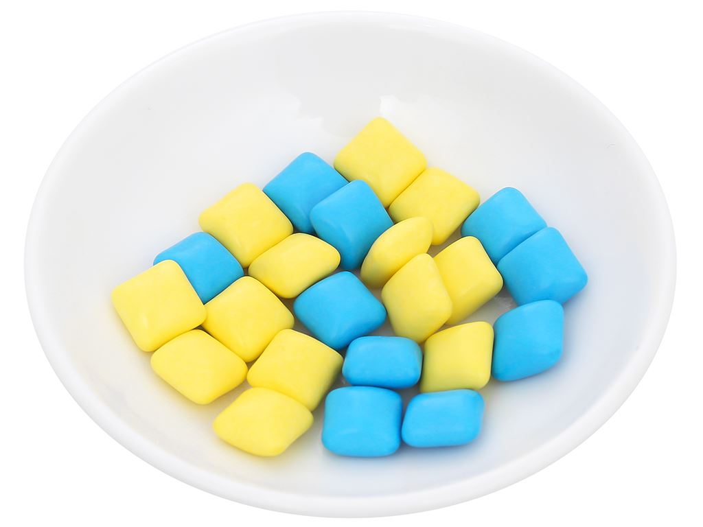 Kẹo gum thổi Big Babol hũ 16g (giao màu ngẫu nhiên) 5