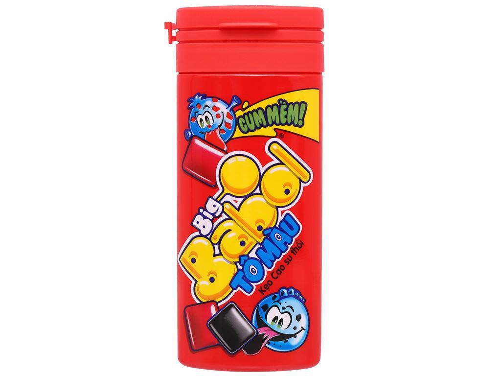 Kẹo gum thổi Big Babol hũ 16g (giao màu ngẫu nhiên) 6