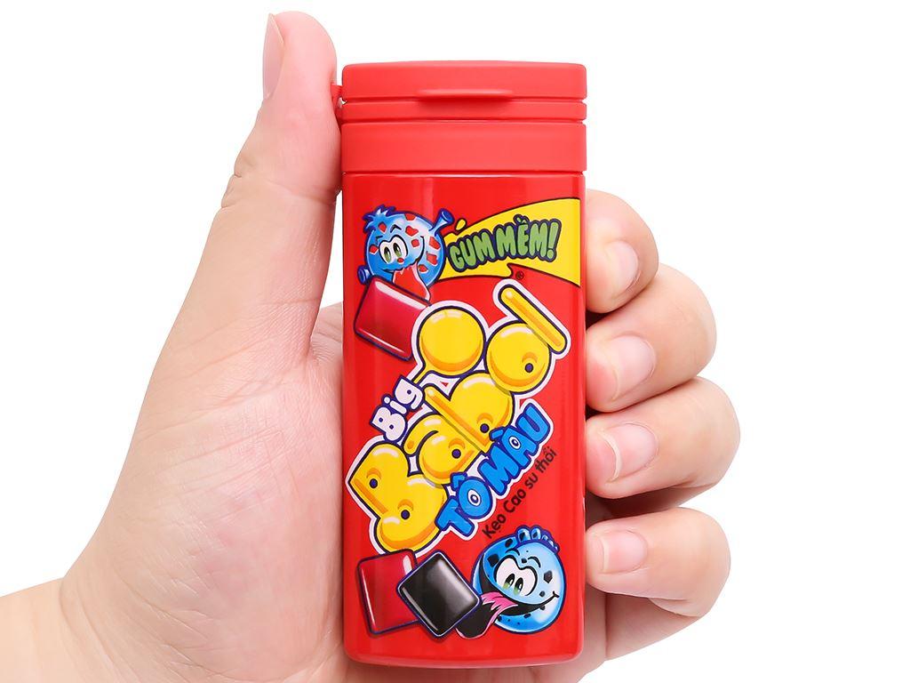 Kẹo gum thổi Big Babol hũ 16g (giao màu ngẫu nhiên) 8