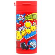 Kẹo cao su Big Babol tô màu vị hỗn hợp 18g