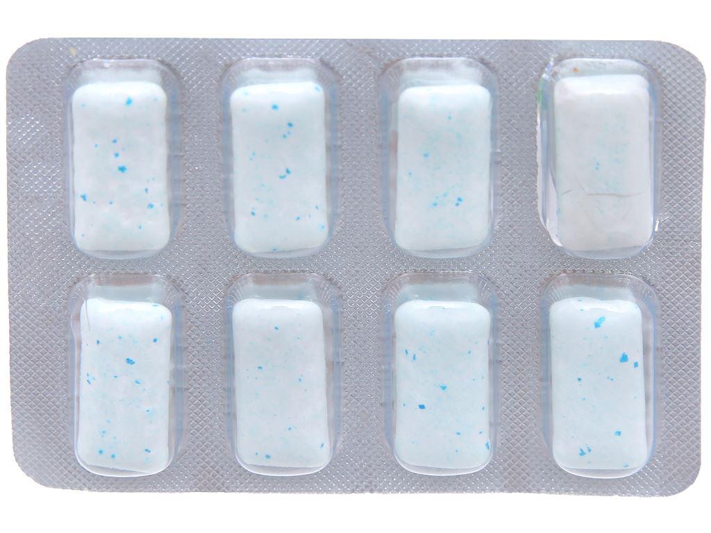 Sing-gum không đường Extra hương Peppermint vỉ 11g 3