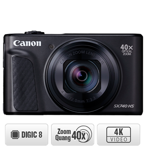Máy ảnh Compact Canon Powershot SX740 HS