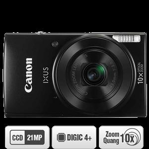 Máy ảnh Compact Canon IXUS 190 Đen