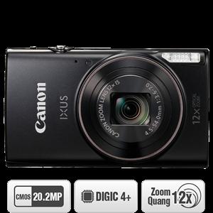 Máy ảnh Compact Canon IXUS 285 Đen
