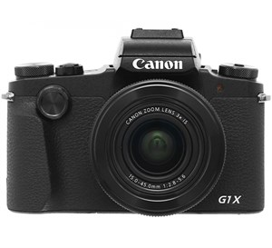 Máy ảnh Compact Canon Powershot G1X Mark III