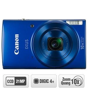 Máy ảnh Compact Canon IXUS 190 Xanh Dương