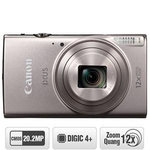Máy ảnh Compact Canon IXUS 285 Bạc