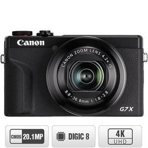 Máy ảnh Compact Canon Powershot G7X MKIII Đen
