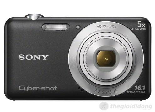 Sony Cybershot DSC-W710 Thiết kế nhỏ gọn