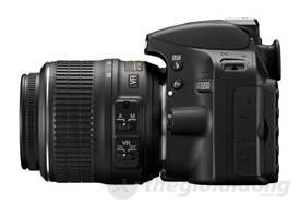 Nikon D3200 và ống kit 18 – 55mm