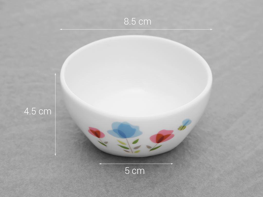 Chén chấm gia vị sứ Dong Hwa DH01-P1408-02V 5