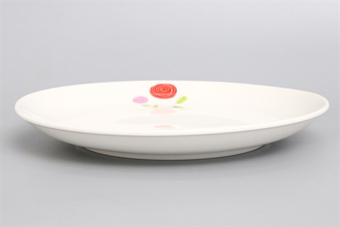 Dĩa sứ 25.5 cm Donghwa DH02-P1408-04R 25.5 cm