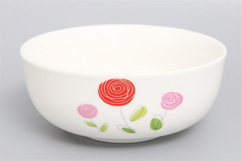 Tô canh sứ 17 cm Donghwa DH02-PSL002R 17 cm