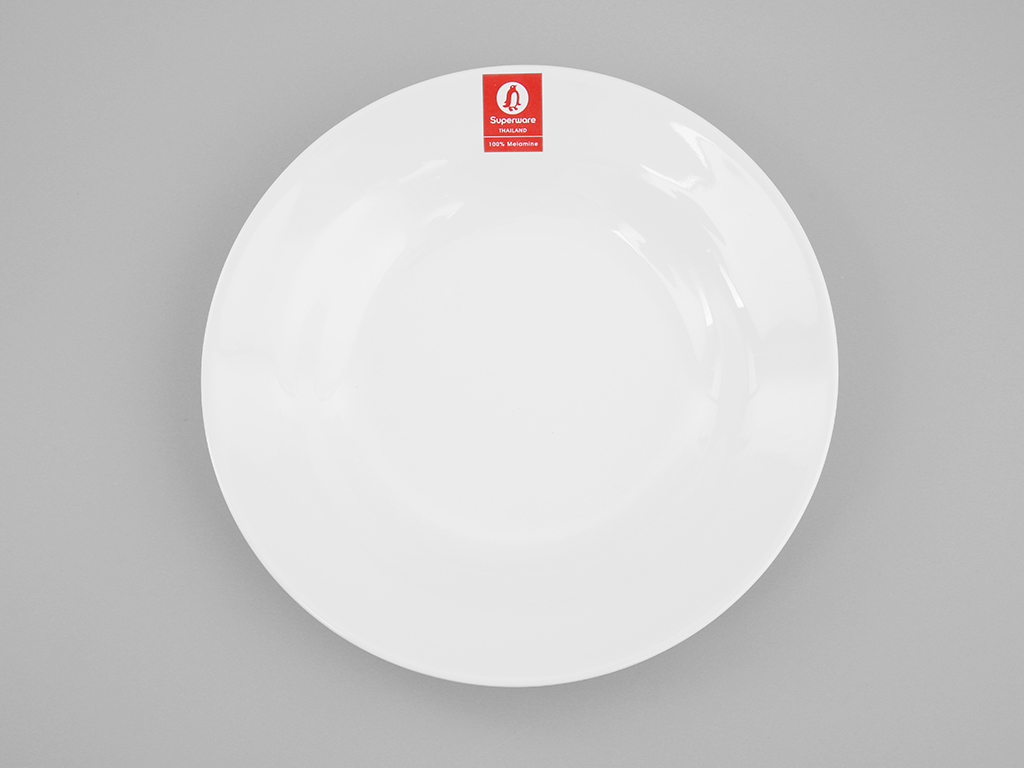 Dĩa nhựa melamine Superware P182-8 2