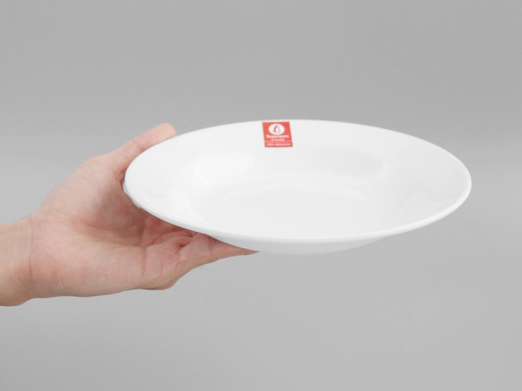 Dĩa nhựa melamine Superware P182-8 4