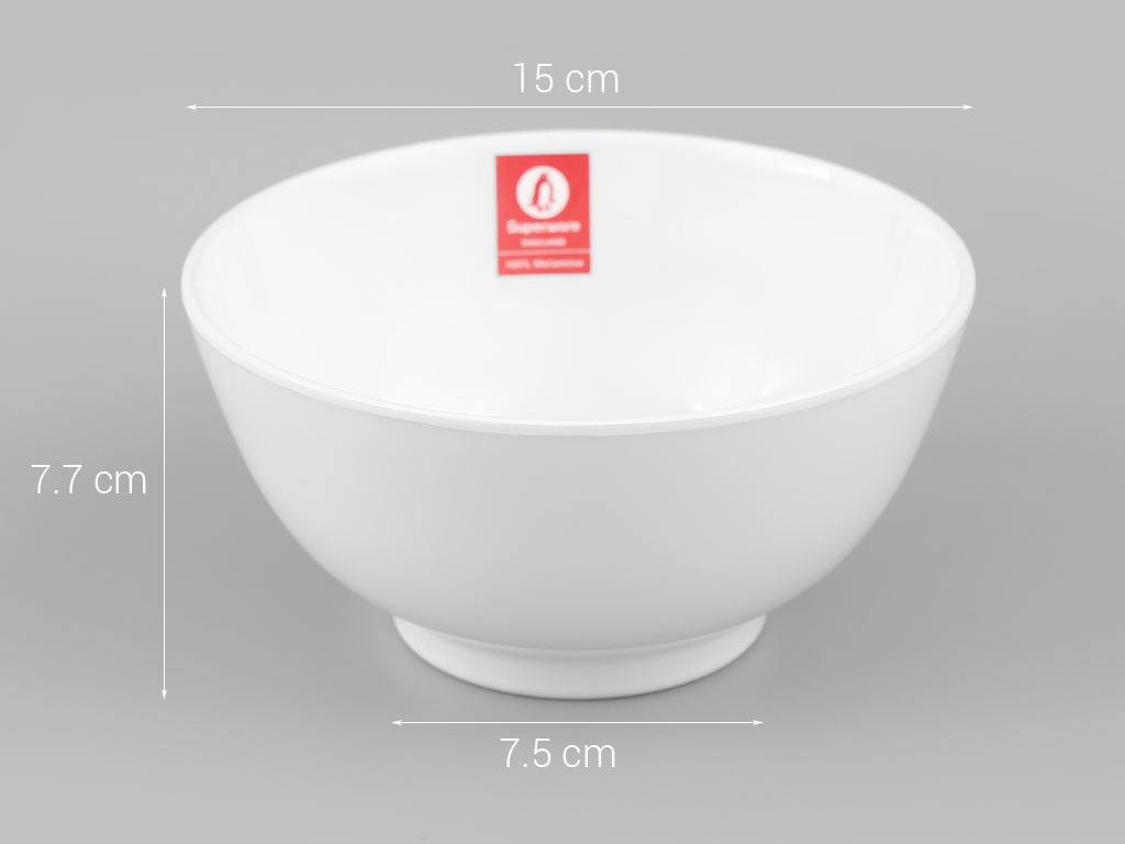 Tô nhựa melamine Superware BV075-6 5