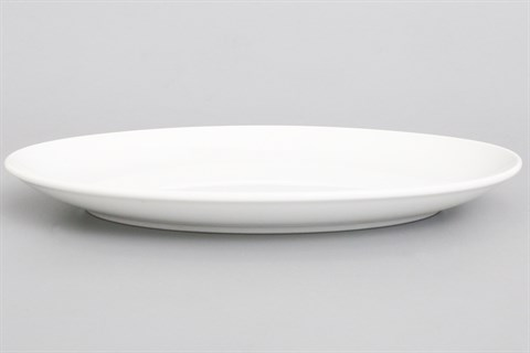 Dĩa oval sứ 26.5 cm CK03 TAB103-00F 26.5 cm