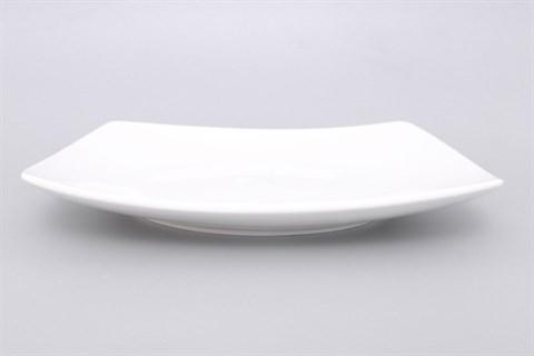 Dĩa sứ vuông 25 cm Minh Châu MC-DVC25 25 cm