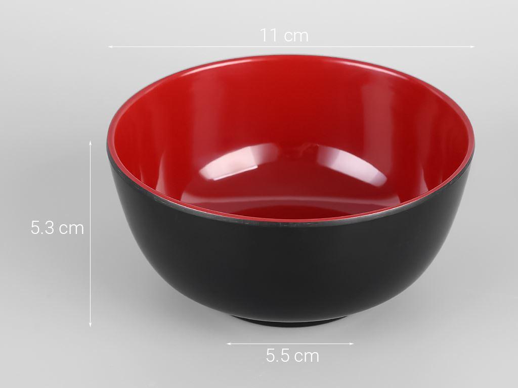 Chén cơm nhựa melamine Vinh Cơ VCP03-A106 5