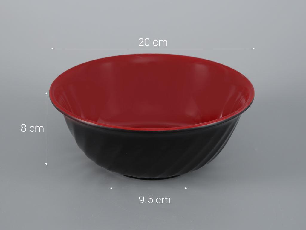Tô nhựa melamine Vinh Cơ VCP03-A808 5