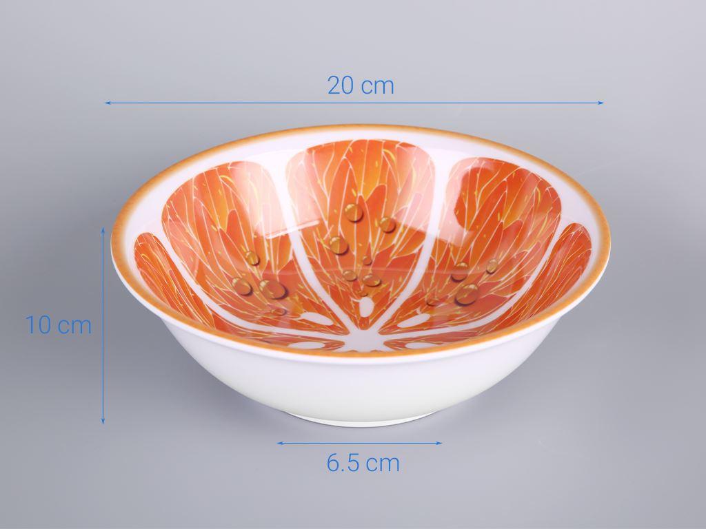 Tô nhựa melamine Vinh Cơ VCP04-A408 5