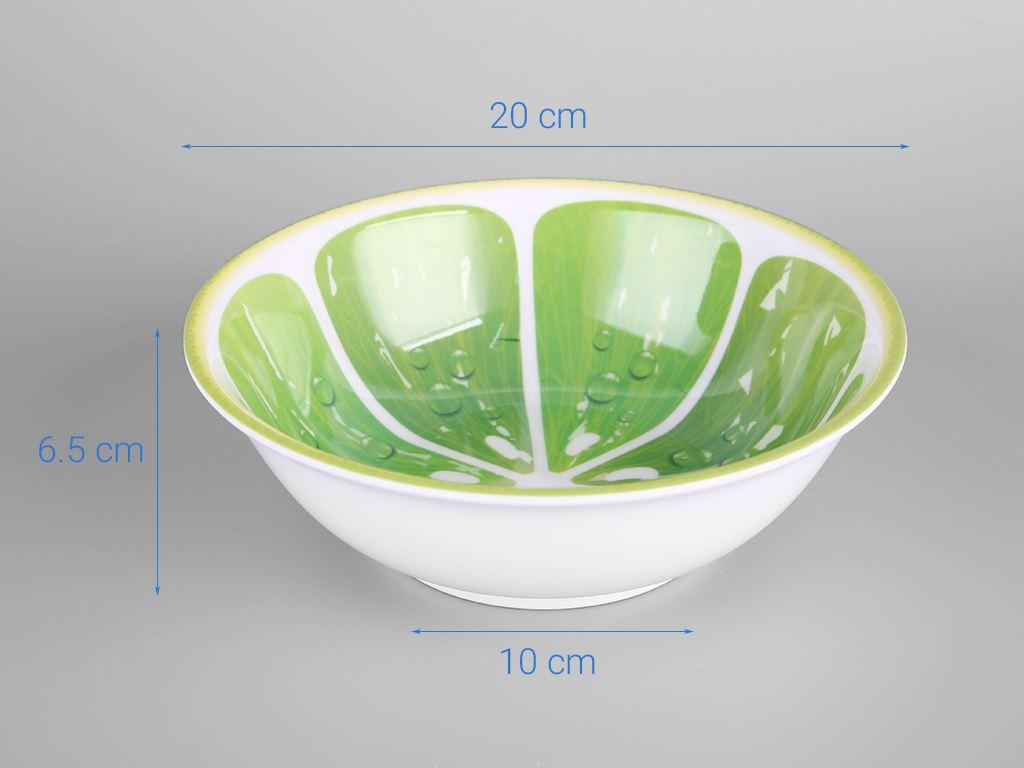 Tô nhựa melamine Vinh Cơ VCP05-A408 5
