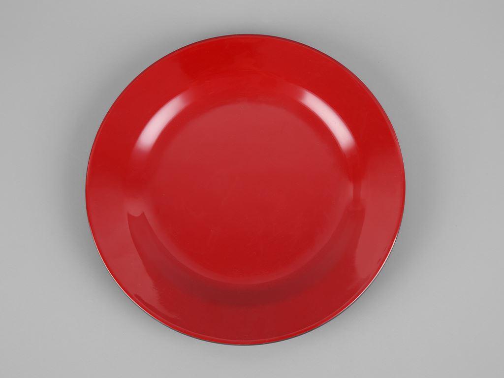 Dĩa nhựa melamine Vinh Cơ VCP03-A6008 2