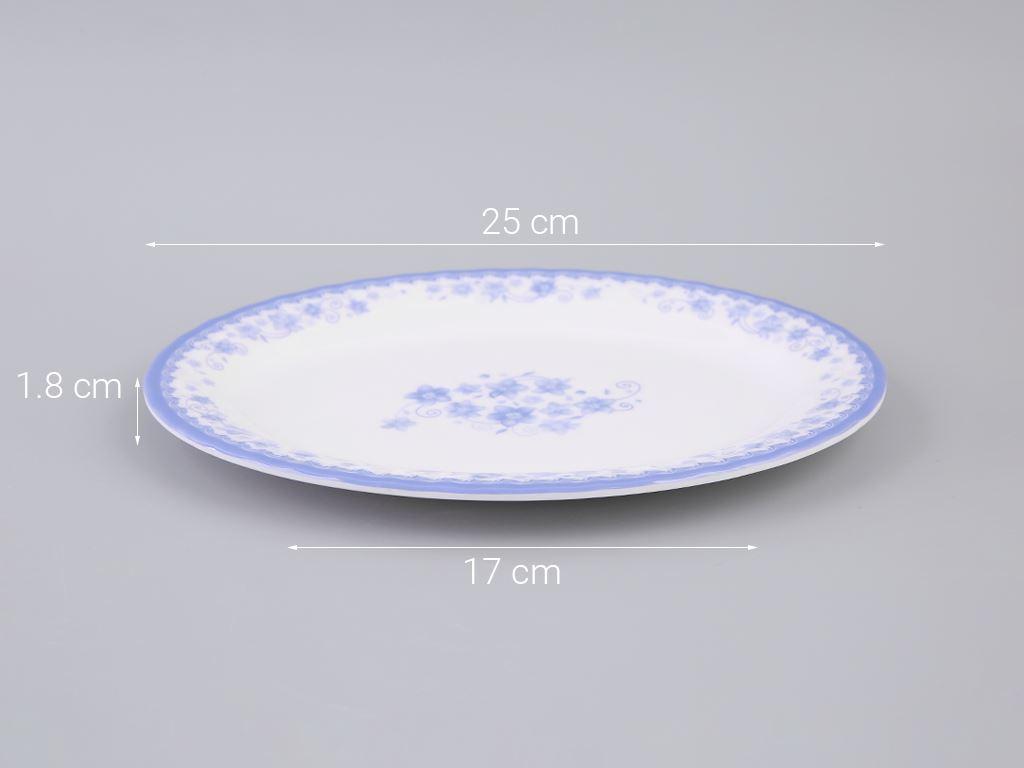 Dĩa nhựa melamine Vinh Cơ A2010CH 5