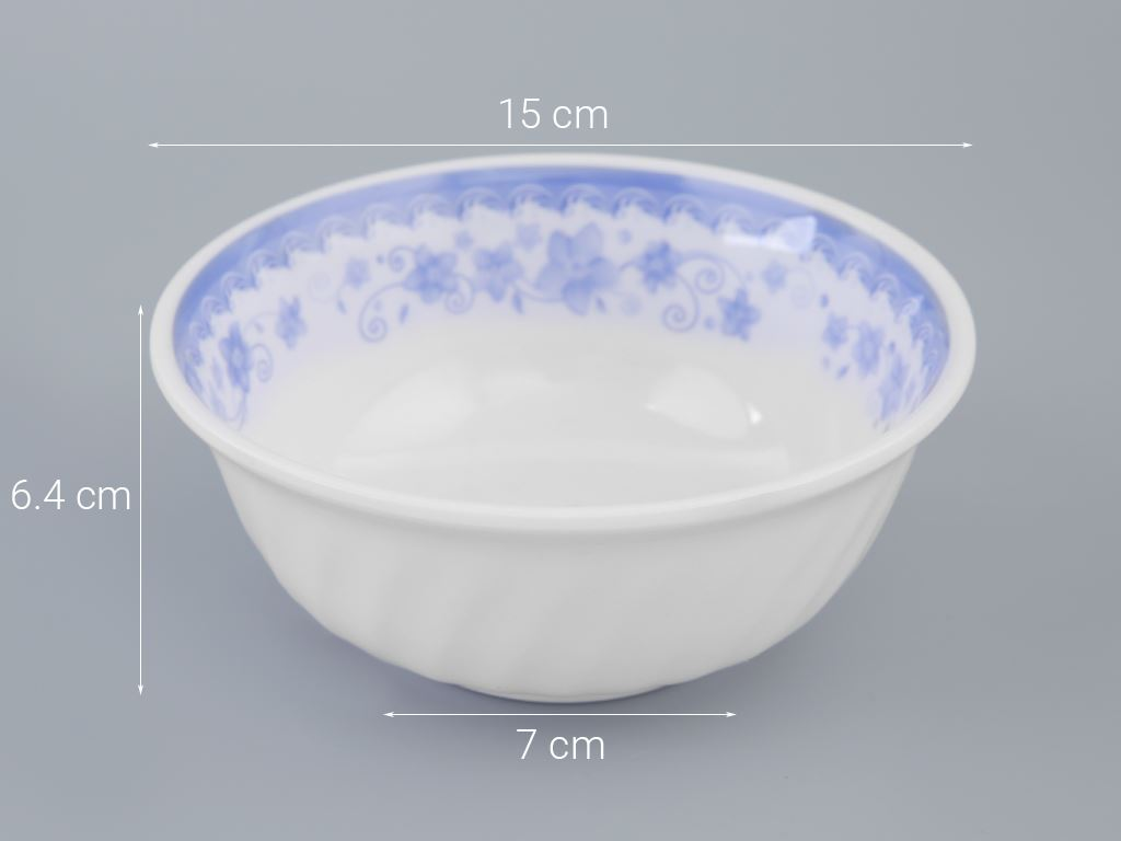 Tô nhựa melamine Vinh Cơ 6 A806 CH 5