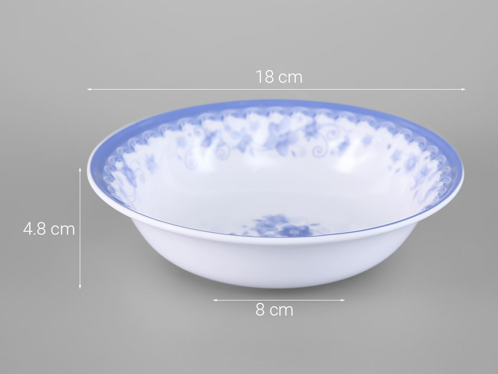Tô nhựa melamine Vinh Cơ 7 AS117CH 5