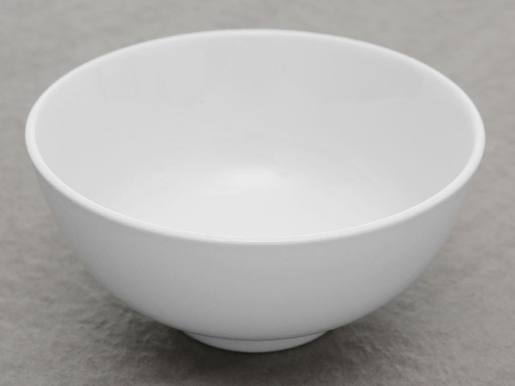 Chén cơm sứ Hảo Cảnh HC01 trắng 1