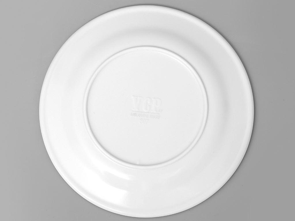 Dĩa nhựa melamine Vinh Cơ A 607 3