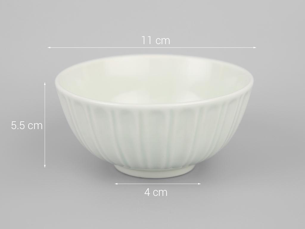 Chén cơm Dong Hwa DH04-PL603G hoa văn cọ 5