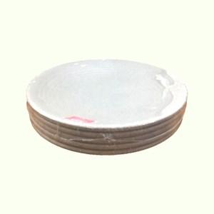 Bộ 5 dĩa tròn nhựa melamine Superware PV096-8