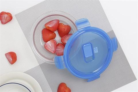 Hộp thủy tinh dùng được lò vi sóng 420 ml Luminarc Pure 420 ml
