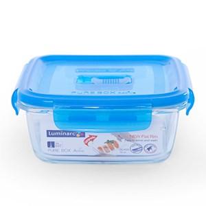 Hộp thủy tinh dùng được lò vi sóng 380 ml Luminarc Pure 380 ml
