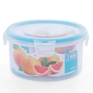 Hộp nhựa Thái Lan dùng được lò vi sóng 620 ml JCJ 1381 620 ml