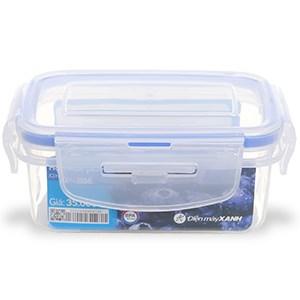 Hộp nhựa Thái Lan dùng được lò vi sóng 350 ml JCJ HN004 350 ml