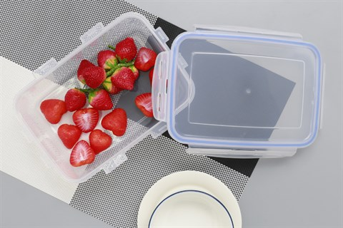 Hộp nhựa Thái Lan dùng được lò vi sóng 2.1 lít JCJ HN006 2.1 lít