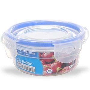 Hộp nhựa Thái Lan dùng được lò vi sóng 250 ml JCJ HN007 250 ml