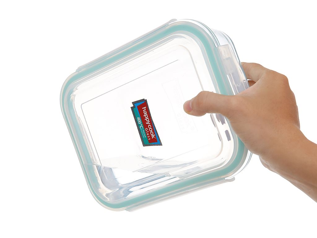 Hộp thủy tinh HappyCook HCG - 152R 1.52 lít 5