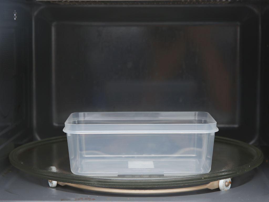 Hộp nhựa chữ nhật Matsu 820ml (giao màu ngẫu nhiên) 4