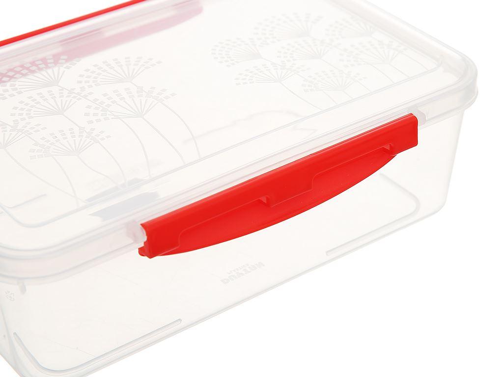 Hộp nhựa chữ nhật Matsu 1.6 lít 3