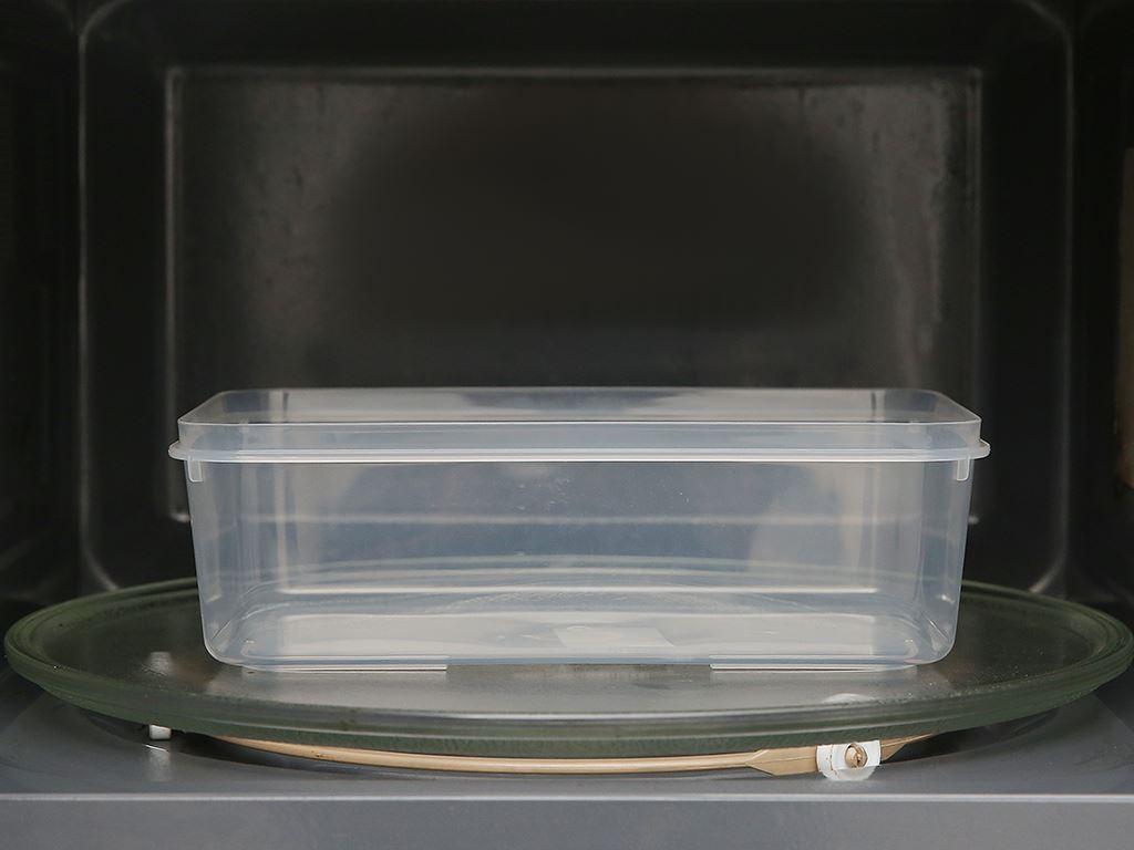 Hộp nhựa chữ nhật Matsu 1.6 lít 4