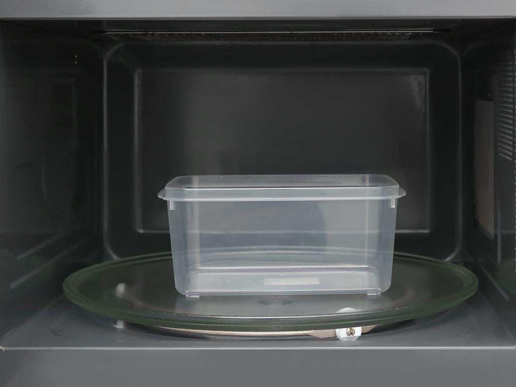 Hộp nhựa chữ nhật Matsu 1.29 lít 5
