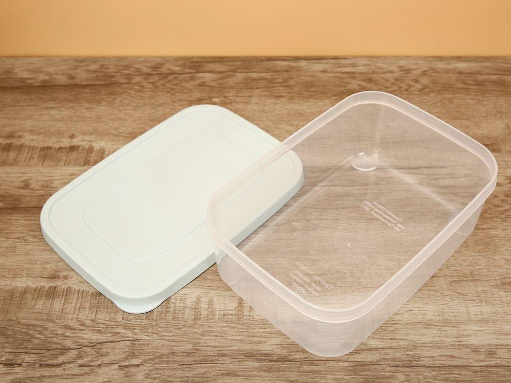 Bộ 3 hộp thực phẩm nhựa PP Inochi 750, 1500, 2500 ml (giao màu ngẫu nhiên) 5