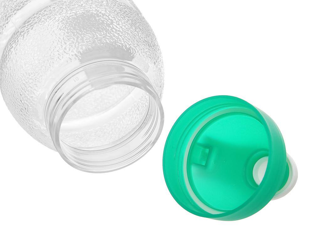 Bình đựng nước cao cấp nhựa tròn 1.6 lít Đồng Tâm (giao màu ngẫu nhiên) 2
