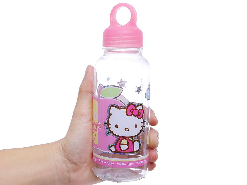 Bình đựng nước nhựa 400 ml Lock&Lock Hello Titty LKT612B 1