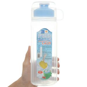 Bình đựng nước nhựa 1.4 lít Đồng Tâm (giao màu ngẫu nhiên)