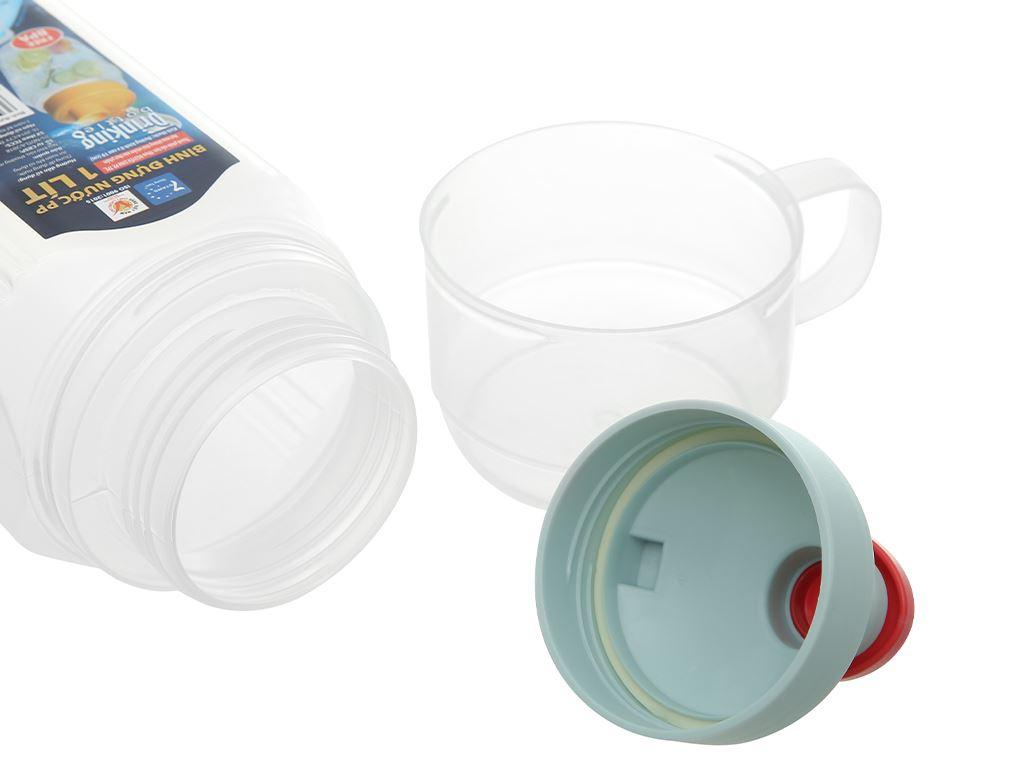 Bình đựng nước nhựa 1 lít Đồng Tâm (giao màu ngẫu nhiên) 2